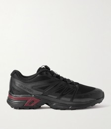 XT-Wings 2 Mesh and Rubber Running Sneakers