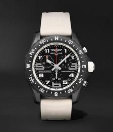 Endurance Pro SuperQuartz Chronograph 44mm Breitlight and Rubber Watch