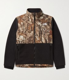 Denali 2 Printed Recycled Shell and Fleece Jacket