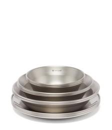 16 piece stainless steel tableware set