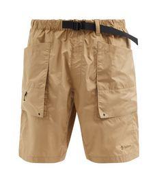 Mount ripstop cargo shorts