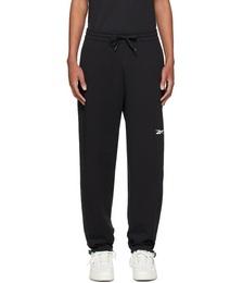 Black Cotton DreamBlend Track Pants