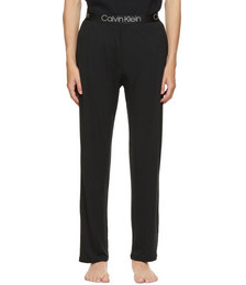 Black Modal Ultra-Soft Lounge Pants