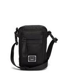 Arvel Face ripstop cross-body bag