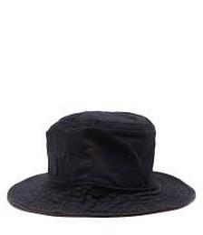 Buko face-patch corduroy bucket hat