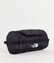 Base Camp L Travel canister in black