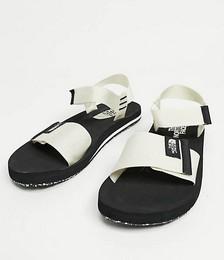 Skeena sandals in white