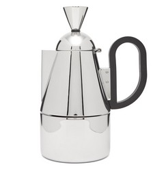 Brew stainless-steel stovetop coffee pot