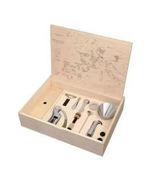 Oeno Connoisseur Wine Tool Gift Set - Box 1