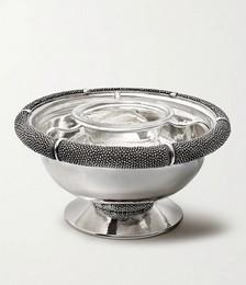 Silver Caviar Server