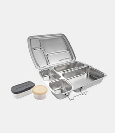 CrunchBox with 2 Pot Set
