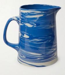 Marbled Porcelain Jug