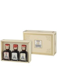 Balsamic Condiment Trio Gift Box 3 x 50m