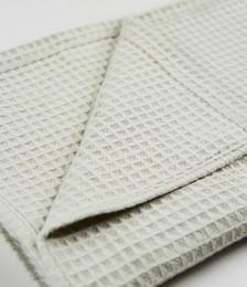 Organic Cotton Waffle Tea Towel