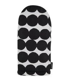 Rasymatto Oven Glove - White/Black
