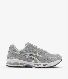 Gel-Kayano 14 mesh and suede mid-top trainers