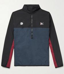 MR PORTER Health In Mind Theo Colour-Block Shell Half-Zip Jacket