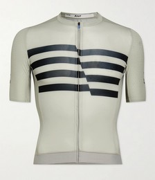 Emblem Pro Hex Recycled Mesh Cycling Jersey