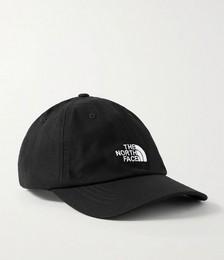 Norm Logo-Embroidered Cotton-Canvas Baseball Cap