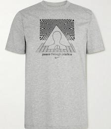 Logo-Print Dri-FIT T-Shirt