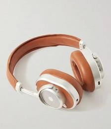 MW65 Wireless Leather Over-Ear Headphones