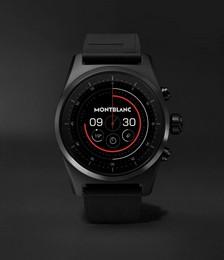 Summit Lite 43mm Aluminium and Rubber Smart Watch, Ref. No. 128408