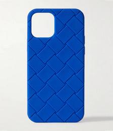 Intrecciato Rubber iPhone 12 Case