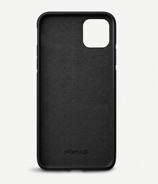 Nomad Rugged Case iPhone 11 Pro Max leather case