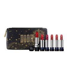Rouge Dior Couture Collection Refillable Lipstick Set - 6 Shades