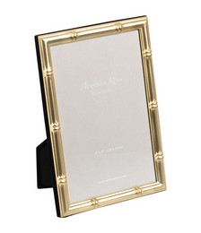 Bamboo Photo Frame - Gold - 4x6