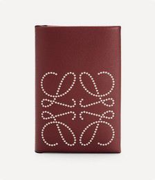 Brand Bifold Leather Card Case