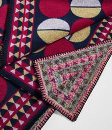 Printed Wool Blanket