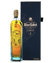Blue Label Zodiac Collection Year Of The Ox Blended Scotch Whisky 1L