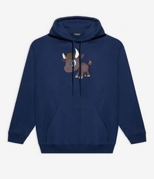 Little OX Medium Fit Hoodie