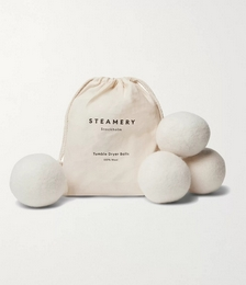 Set of Four Wool Drying Balls