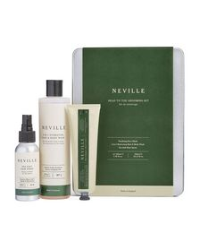 Neville Head-to-Toe Grooming Kit