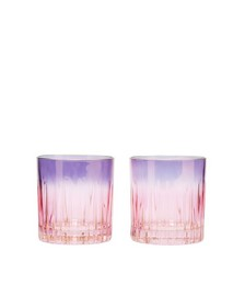 Set of two gradient glasses
