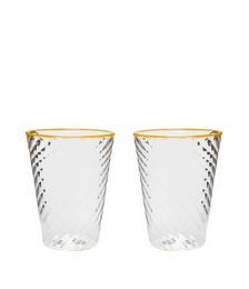 X Laguna B set of two Cosima highball glasses