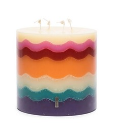 Torta wavy candle
