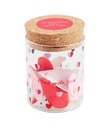10 reasons I love you jar