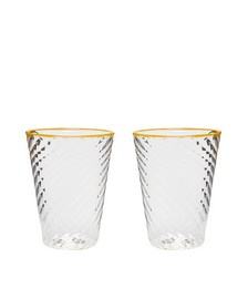 X Laguna B set of two Cosima highball glasses