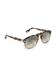 PO0649 Rounded Sunglasses