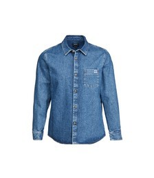 Victor Washed Denim Shirt