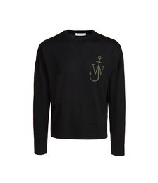 Anchor Crew Neck Sweater
