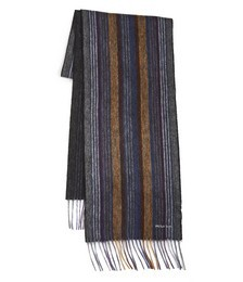 Collage Stripe Scarf