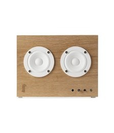 White Oak Wood Speaker