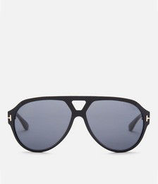 Men's Paul Pilot Sunglasses - Black