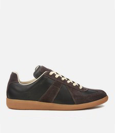 Replica Low Top Trainers - Black