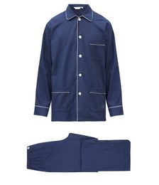 Balmoral brushed-cotton pyjama set