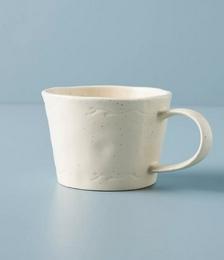 Pomme Upcycled Ceramic Mugs, Set of 4